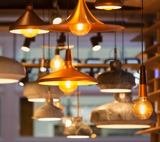 Pose de luminaire pour éclairage intérieur à Bachy
