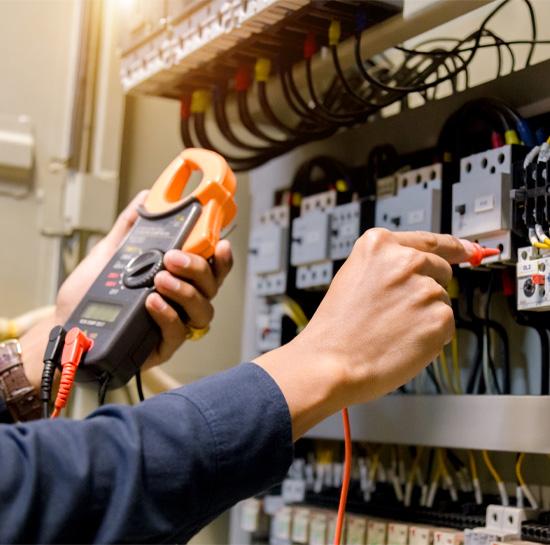 Rénovation et mise au norme électrique à Bachy